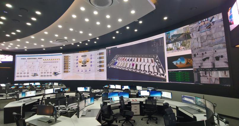 국민은행, 김포에 'KB통합IT센터' 준공 (2019/7/21)