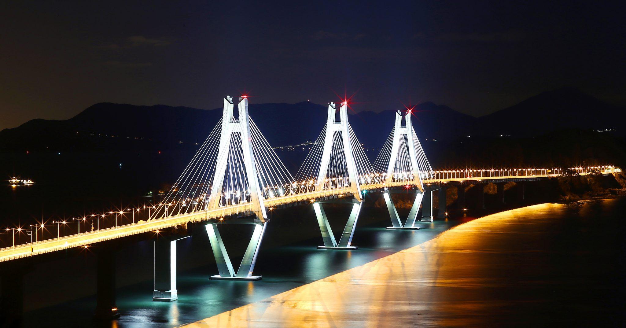 부산 거제간 연결도로 교통관리시스템 성능개선 사업 준공(2020/3/20)